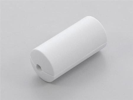 Säkerhets lintofs Stor VIT för persiennlinor (1,7-3,0mm) (B04Q+R)(TL14)