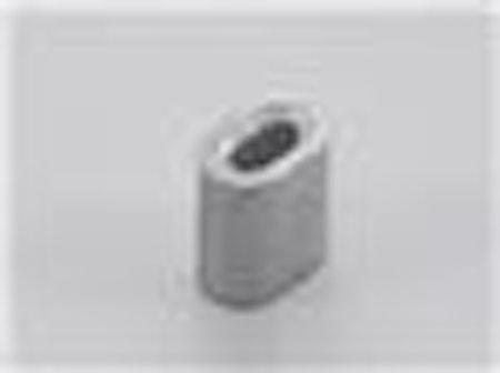 Metallhylsa för linor (1,7-3,0mm) till Lintofs 156875 (B04L)
