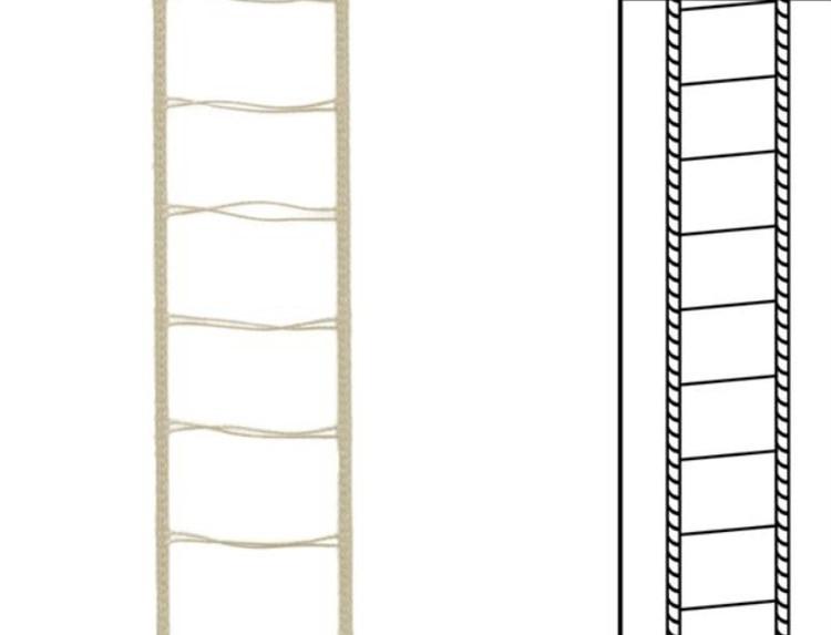 10 m / Stegband D16 13,2/20,5 A20 Mocca (Best.vara 14 dagar)