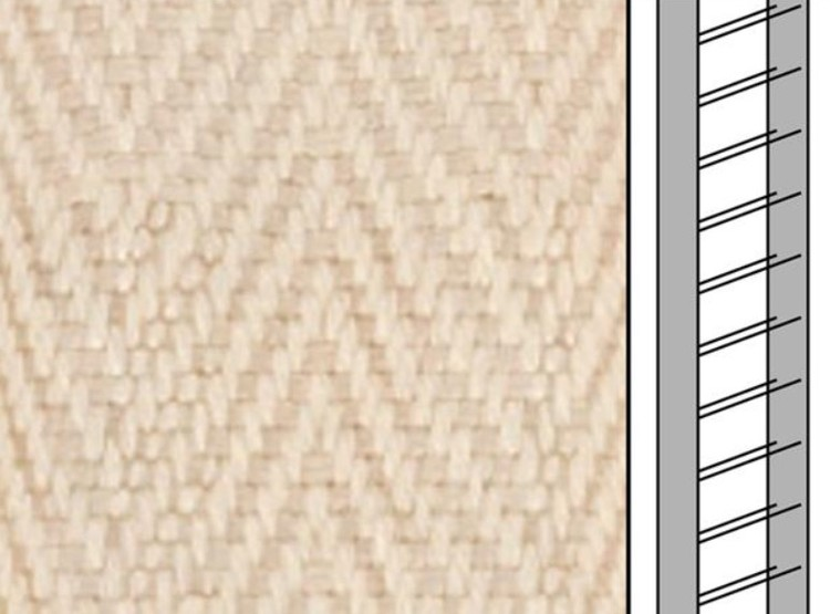 Textilstegband C0801 22,5/28/T13 beige (best.vara 10 dgr)