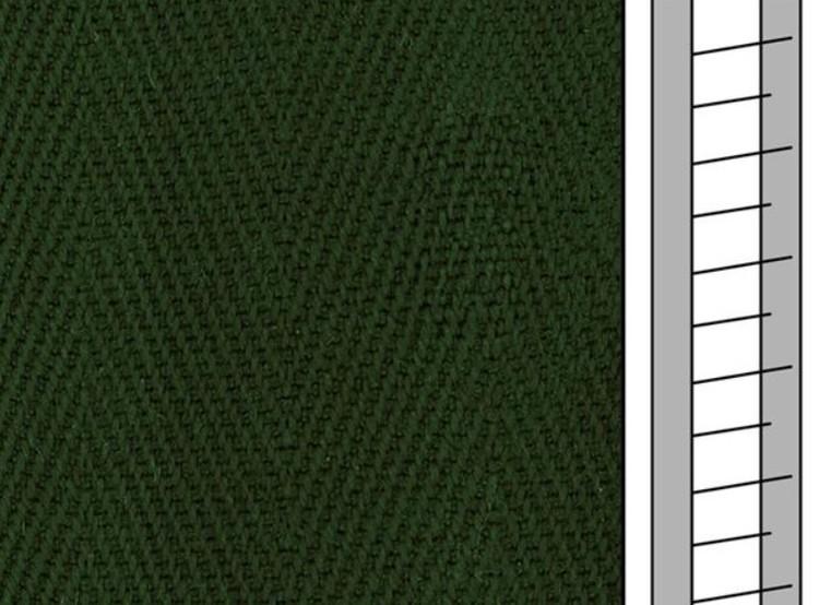 Textilstegband ZD50T F0520 44/53/T38 dark green