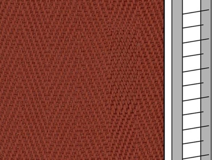 Textilstegband F0525 44/53/T38 terracotta
