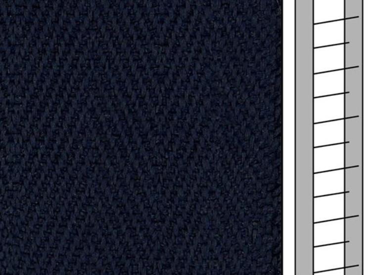 Textilstegband ZD50T F0531 44/53/T38 marino (best.vara 10 dgr)