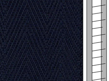 Textilstegband ZD50T F0531 44/53/T38 marino