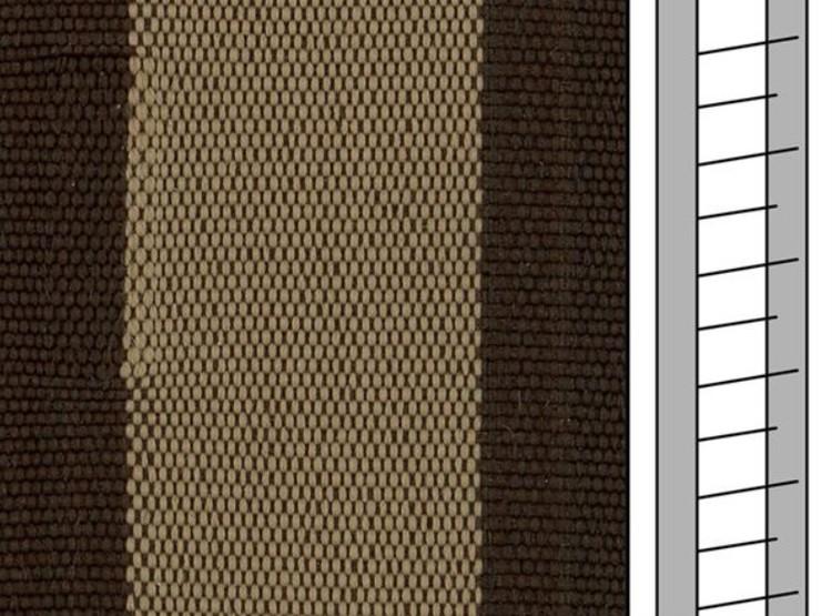 Textilstegband ZD50T FM578 44/53/T38 brown-beige
