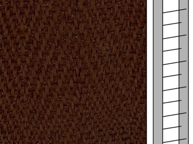 1 m / Textilstegband F0524 44/53/T38 cocoa