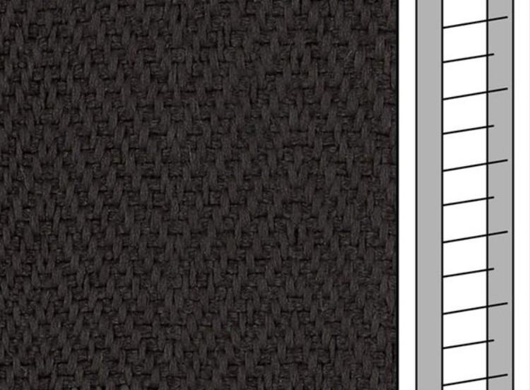 1 m / Textilstegband F0570 44/53/T38 dusk (best.vara 10 dgr)