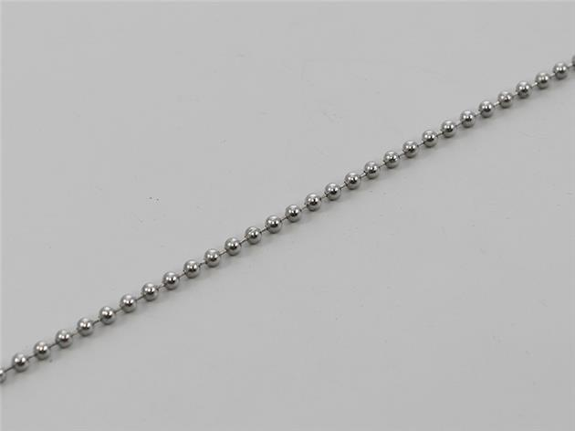 Kulkedja 3,2/4,5 mm Metall silver