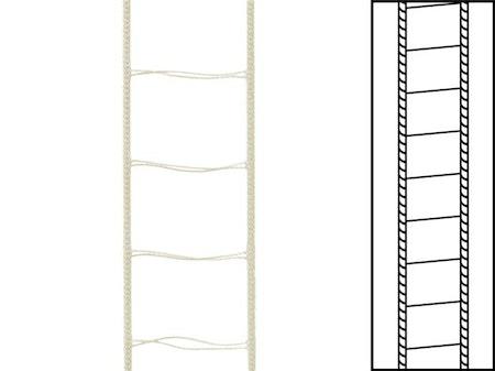 1 m / Stegsnören till persienner 25 mm Beige