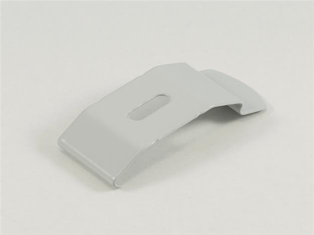 Monterings clips för laemellgardin 32 mm fäste GRÅ