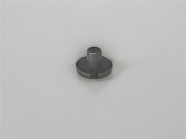 Bottenknapp 5,6 mm BRUN (M04)