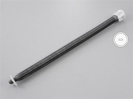 Fjädermekanism 25 mm 1.5 kg 30 cm (14B)