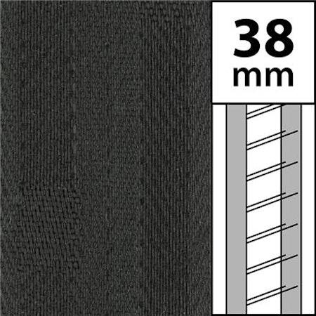 10 m / Textilstegband LT50 38/44/53-AN Antracite (best.vara min.10m)