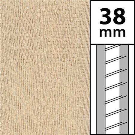 10 m / Textilstegband LT50 38/44/53-BG Beige (best.vara min.10m)