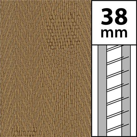 1 m / Textilstegband LT50 38/44/53-DB Dark beige (best.vara)