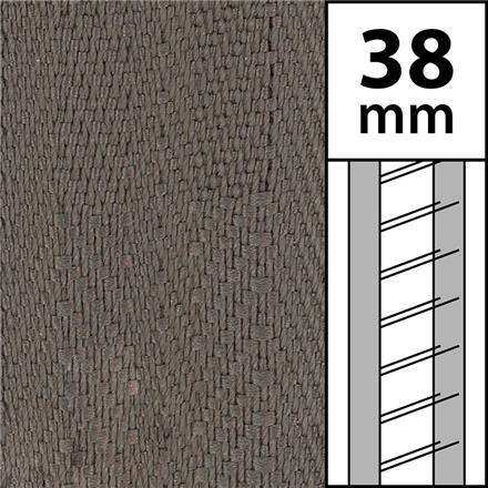 1 m / Textilstegband LT50 38/44/53-MI Mist (best.vara min.10m)
