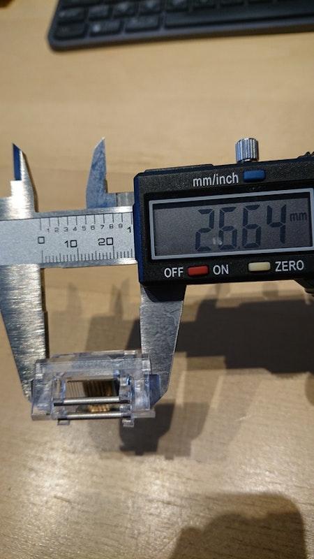 1st / Låsmekanism FHM H310 - 2 pin (A02M)