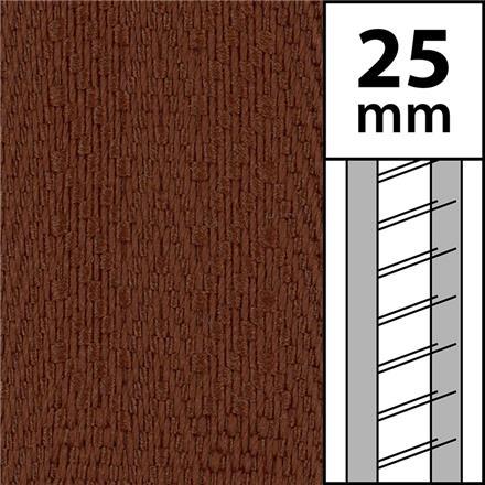 1m / Textilstegband LT50-25-44-53-TC Terracotta (best.v (best.vara 10 dgr - min.10 m)