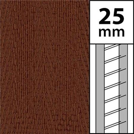 10m / Textilstegband LT50-25-44-53-TC Terracotta (best.v (best.vara 10 dgr - min.10 m)