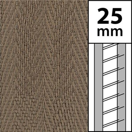 1m / Textilstegband LT50-25-44-53-PI Pine (best.vara 10 dgr)