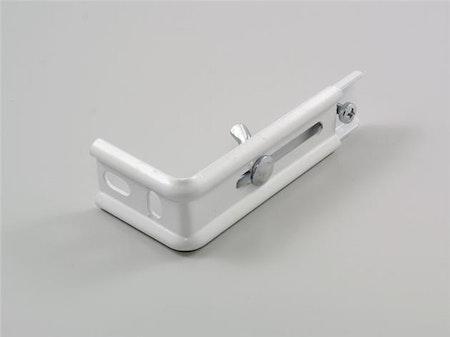 Väggkonsol lamellgardin/panelgardin 80-120 mm (TL14)