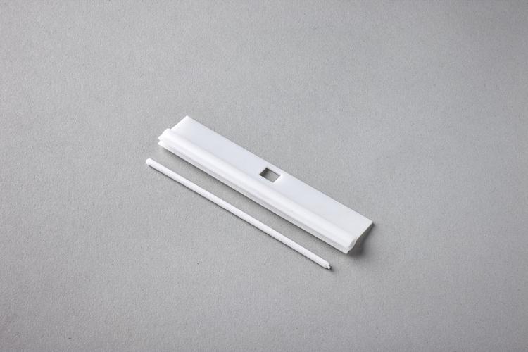 Lamellhängare justerbar 89 mm VIT (TL04+D02)