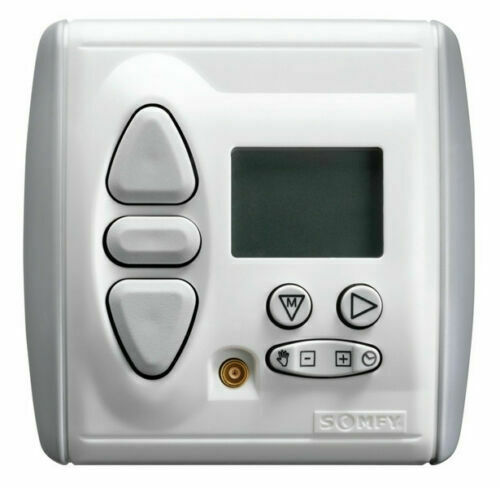 Somfy Chronis Comfort (RTS) Wireless Timer