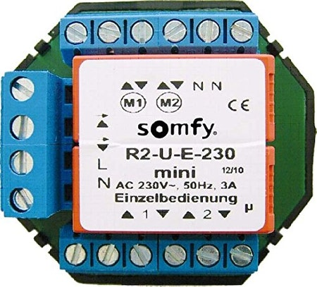 Somfy Relä TR2