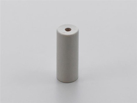 Lintofs CYLINDER i TRÄ - LITEN 38x15 mm 2516 Bleatched White