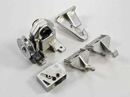 Mekanism 50 mm Retro Cord Siilver (Best.vara)