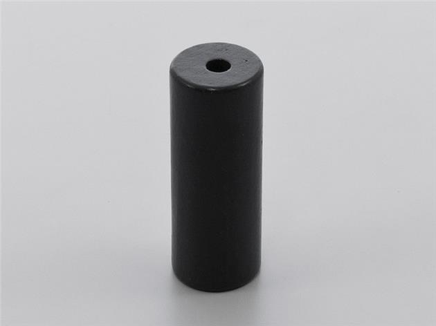 Lintofs CYLINDER i TRÄ STOR 55x21 mm 5089 Charcoal