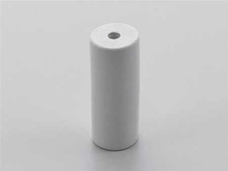 Lintofs CYLINDER i TRÄ STOR 55x21 mm 5081 Pearl