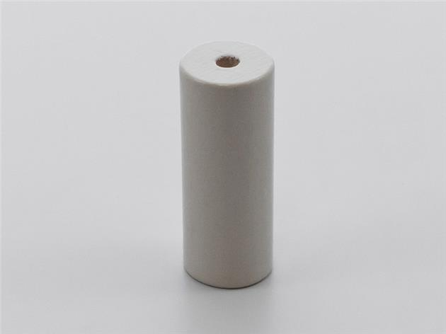 Lintofs CYLINDER i TRÄ STOR 55x21 mm 5016 Bleached White