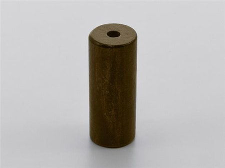 Lintofs CYLINDER i TRÄ STOR 55x21 mm 5014 Tiger Eye