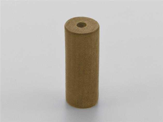 Lintofs CYLINDER i TRÄ STOR 55x21 mm 5012 Light Oak
