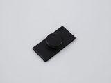 1 st Magnet ZDD platt Brun för tejpomontering (A29AB)