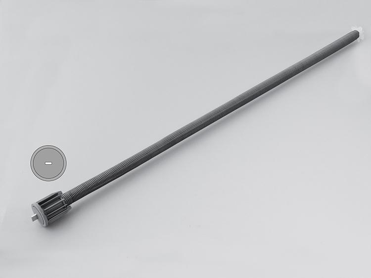 Fjädermekanism 38 mm 5,0 kg / 800 mm
