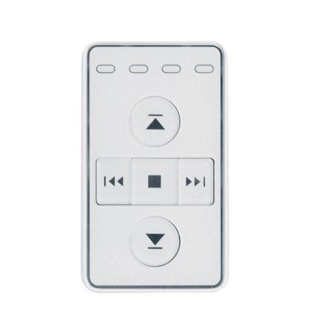 Torro AC129-04 MINI fjärrkontroll 4 kanaler Vit (TL12)