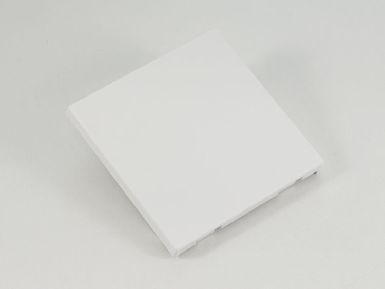 RC Side guide-cover white