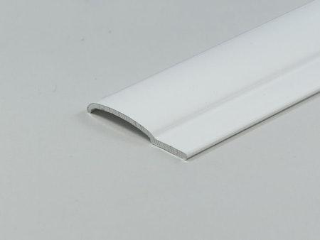 1 st / Sido-skena ALU-Vit Platt 31 mm med tejp (max 120 cm)