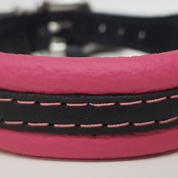Halsband nappa, 30cm