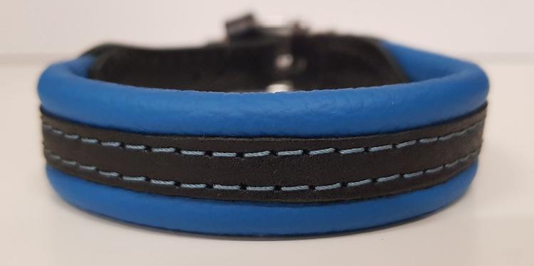 Halsband nappa, 40cm