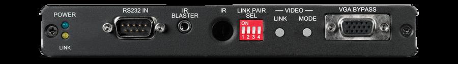 CYP/// HDMI / VGA över IP med USB, 4K, HDCP2.2, sändare