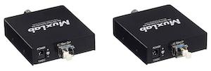 3G-SDI Fiber förlängningskit