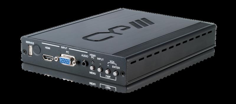 CYP/// HDMI & VGA till HDBaseT sändare