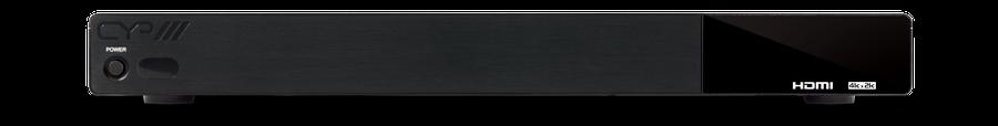 CYP/// Multi-Screen Controller med kaskad möjligheter, 4K