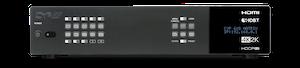 Matrisväxel, LAN, Audio, 4K, HDCP2.2, 100 m