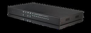 HDBaseT Switch med separat ljud.