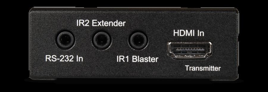 CYP/// HDMI över Cat Lite. 4K, PoE, RS232, IR, 60 meter sändare