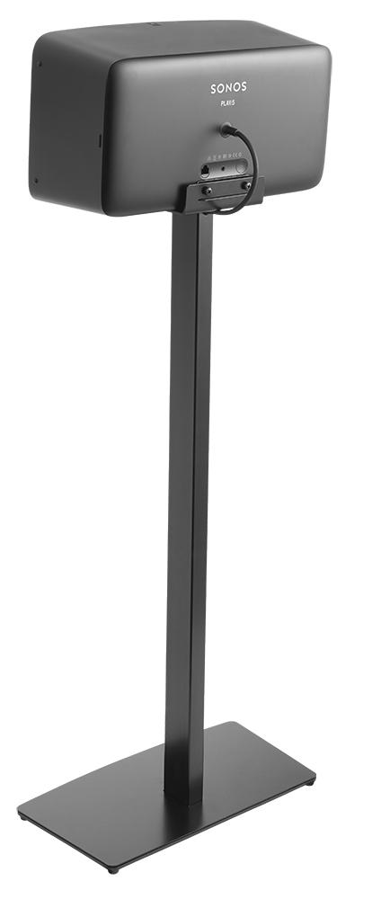Cavus Golvstativ för Sonos Play:5 MKII svart